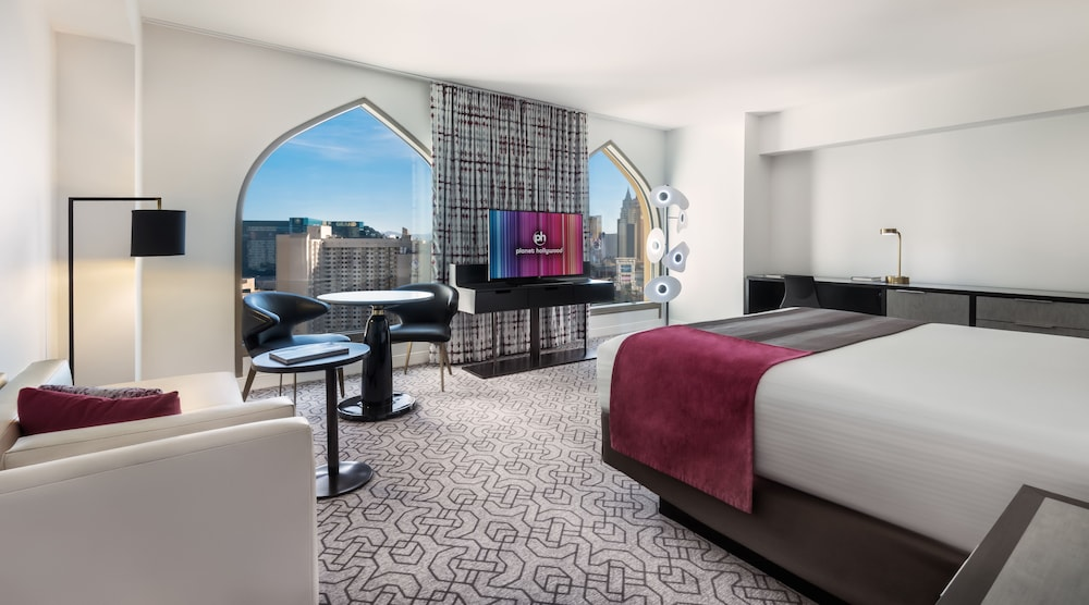 Planet Hollywood Rooms