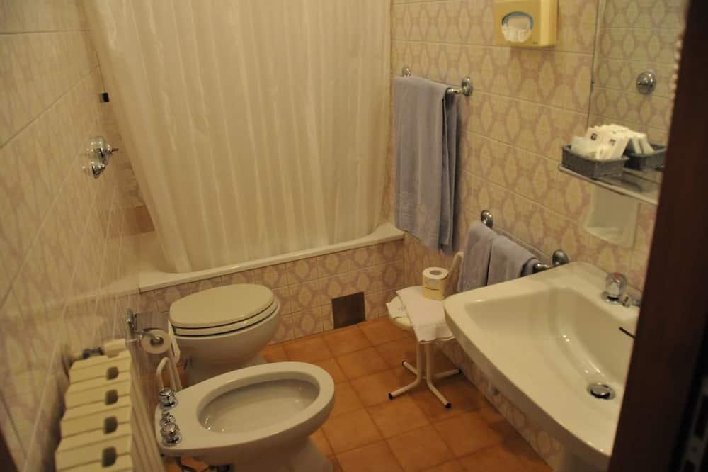經典單人房, 1 張單人床 - 浴室
