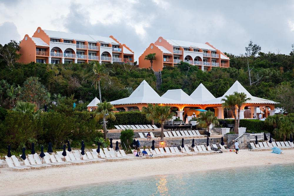 Grotto Bay Beach Resort Hamilton Parish Strand
