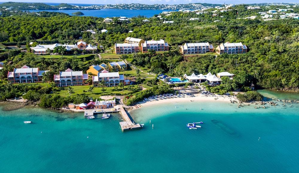 Grotto Bay Beach Resort, Hamilton Parish