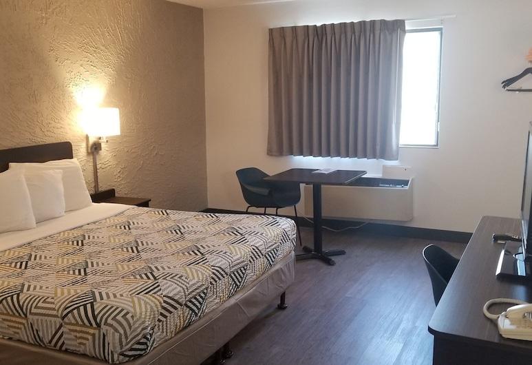 Motel 6 Elk Grove Village, IL - O'Hare, Elk Grove Village, Habitación estándar, 1 cama King size, para no fumadores, Habitación