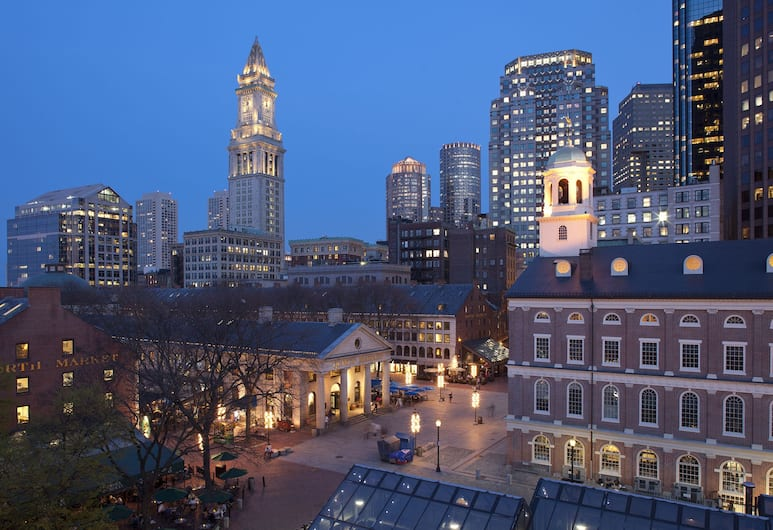 The Bostonian Boston, Boston, Deluxe Room, Guest Room