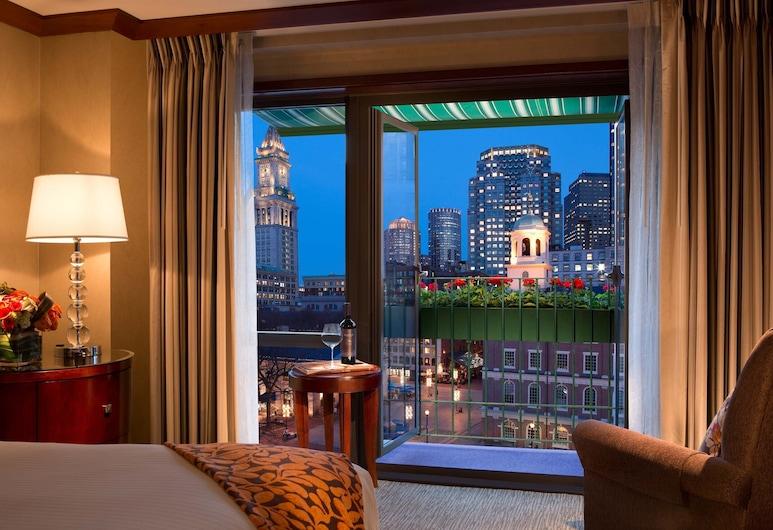 The Bostonian Boston, Boston, Kamar Eksekutif, 1 Tempat Tidur King, Balkon