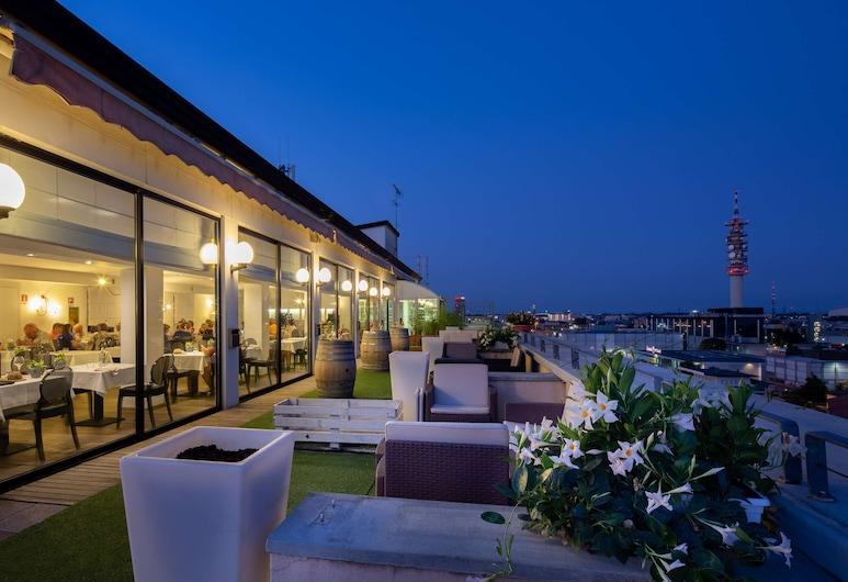 Best Western Hotel Biri, Padua, Terraza o patio