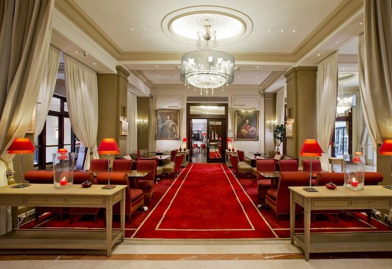 Hotel California Champs-Elysées, Paris, Lobby Lounge