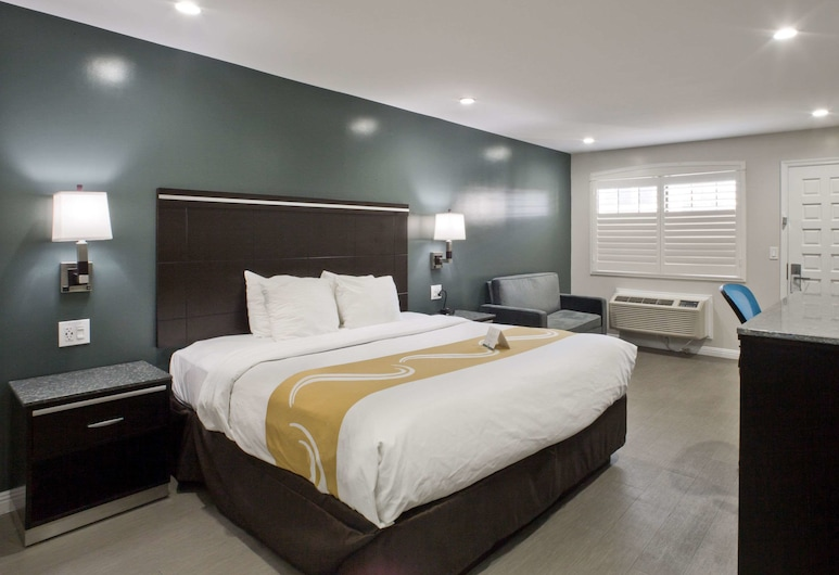 Quality Inn Hayward, Hayward, Pokój, Łóżko king, dla niepalących, Pokój