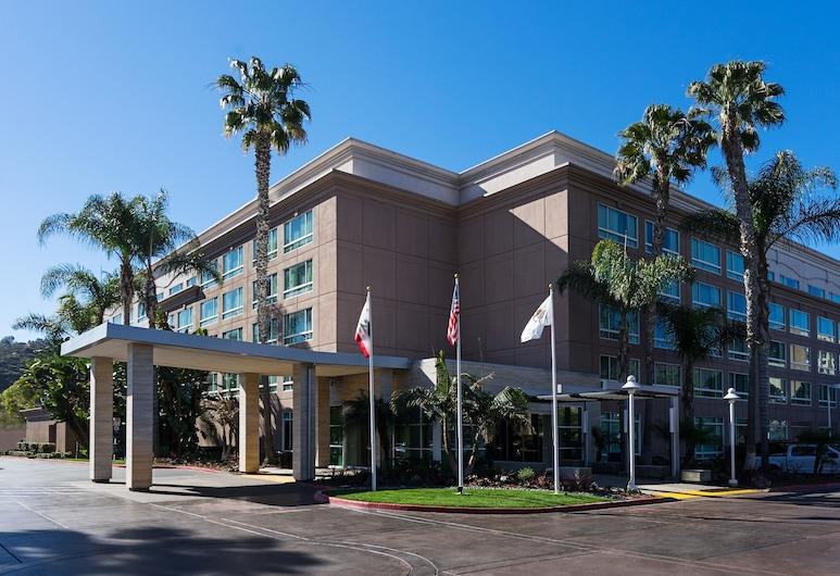 DoubleTree by Hilton San Diego - Del Mar, Сан-Дієго, Фасад готелю