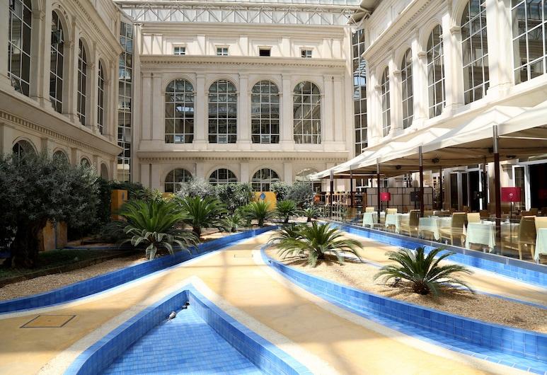 Hotel Silken Al Andalus Palace, Sevilla, Hotelli interjöör
