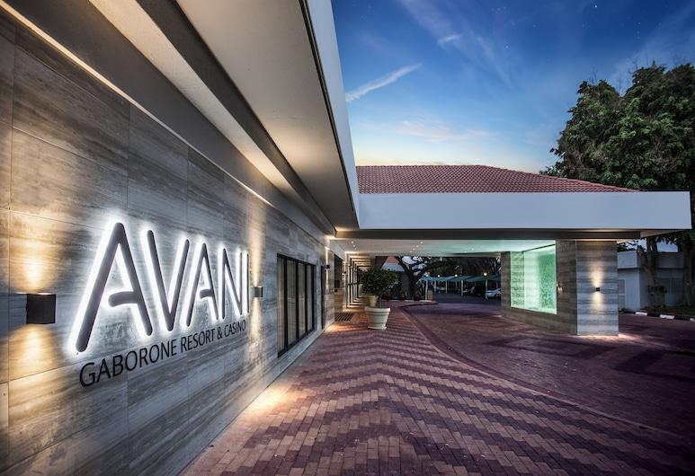 Avani Gaborone Resort & Casino, Gaborone, Patio