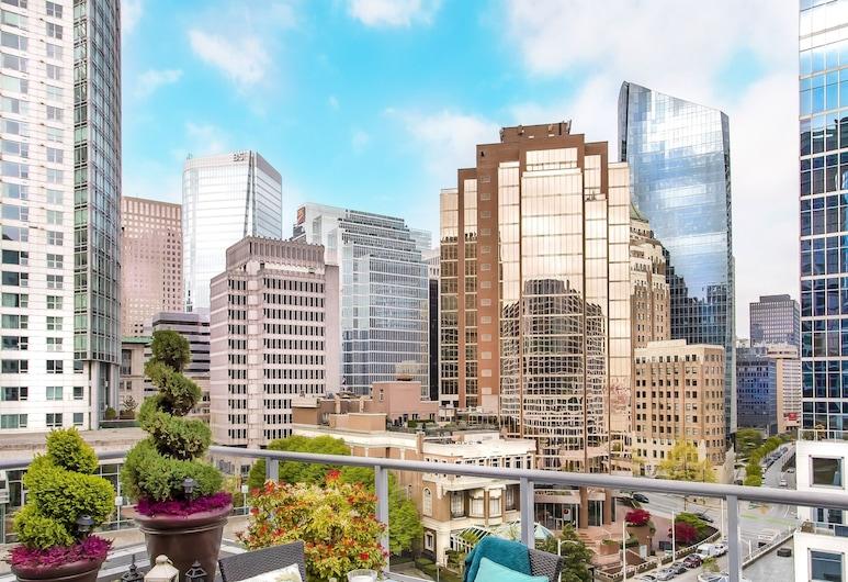Fairmont Waterfront, Vancouver, Terrace/Patio