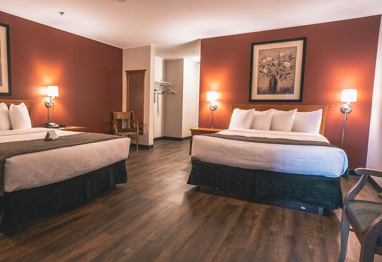 Quality Inn and Suites, Saskatoon, Suite, 2Queen-Betten, Nichtraucher (Pet Friendly), Zimmer