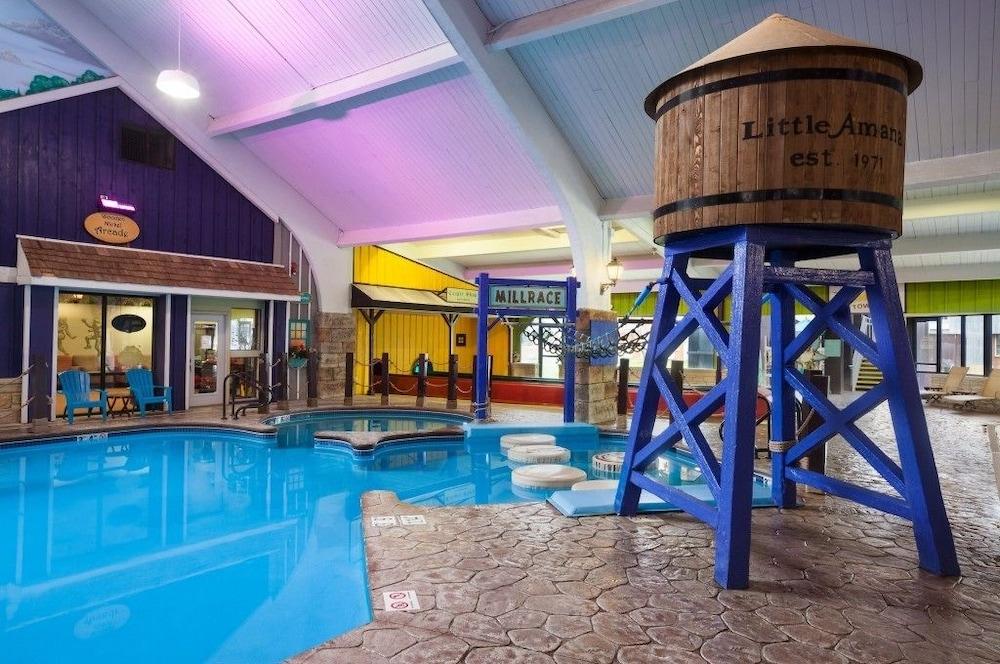Book Ramada By Wyndham Williamsburg And Werbahn Waterpark In Hotels