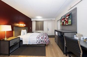 Kuva Red Roof Inn Edison-hotellista kohteessa Edison