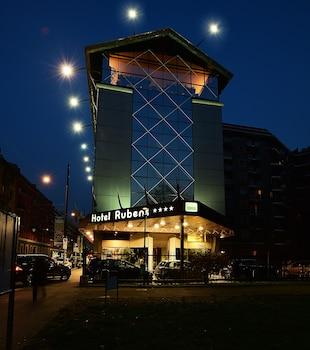 Φωτογραφία του Antares Hotel Rubens, Μιλάνο