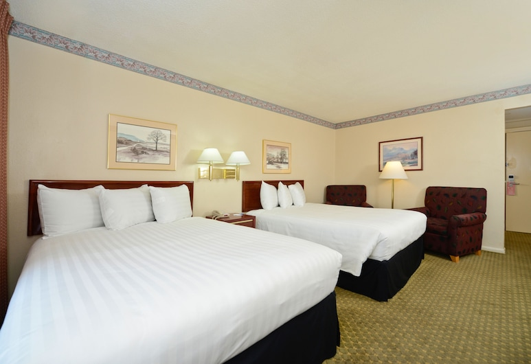 Mountain Valley Inn, Missoula, Kamer, Kamer