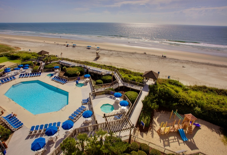 Holiday Inn Resort Wrightsville Beach, Wrightsville Beach, Outdoor Pool