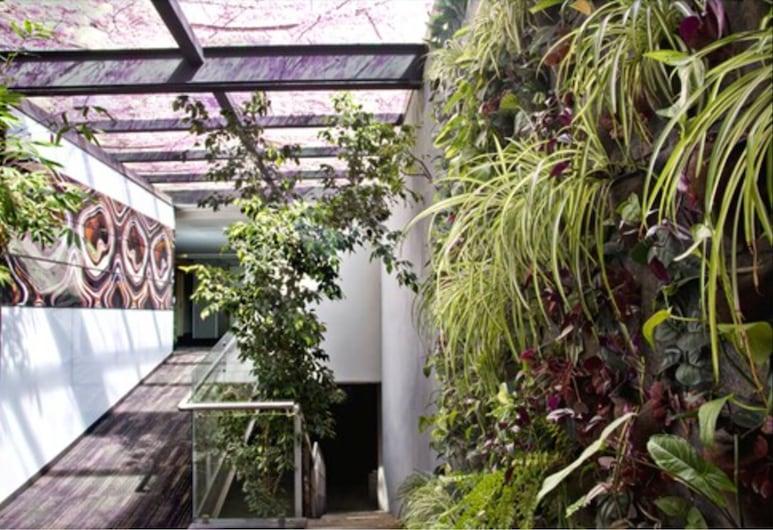 麗晶酒店, 墨西哥城, 陽台