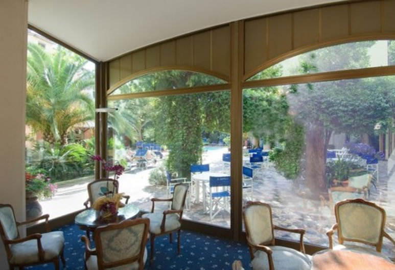 HG Hotel Cappelli , Montecatini Terme, Hotelový salónik