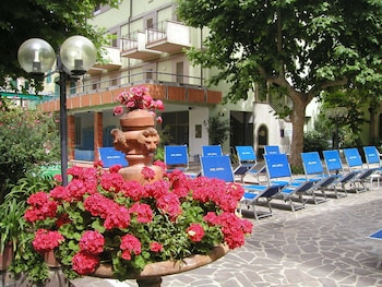 Selline näeb välja HG Hotel Cappelli , Montecatini Terme