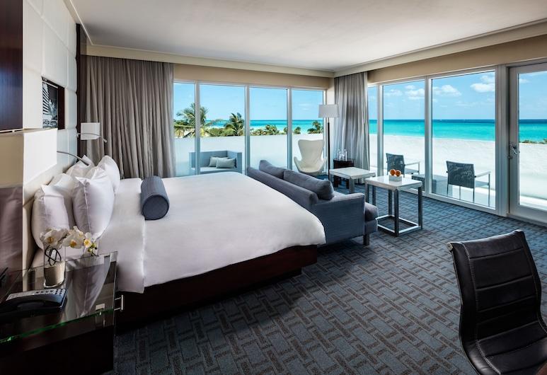 이든 록 마이애미 비치, 마이애미 비치, Legendary Suite- King Bed Ocean View, 객실 전망