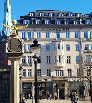 Tåg hotellpaket stockholm