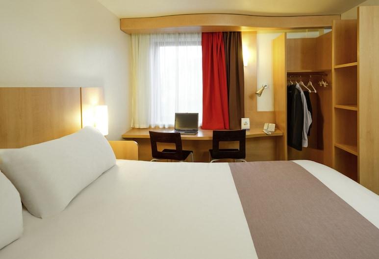ibis Brussels Airport, Machelen, חדר, מיטה זוגית, חדר אורחים