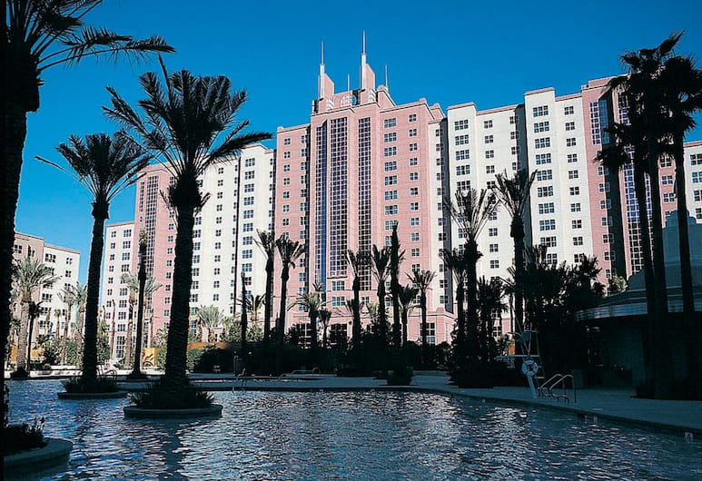 Hilton Grand Vacations at The Flamingo, Las Vegas, Vonkajší bazén