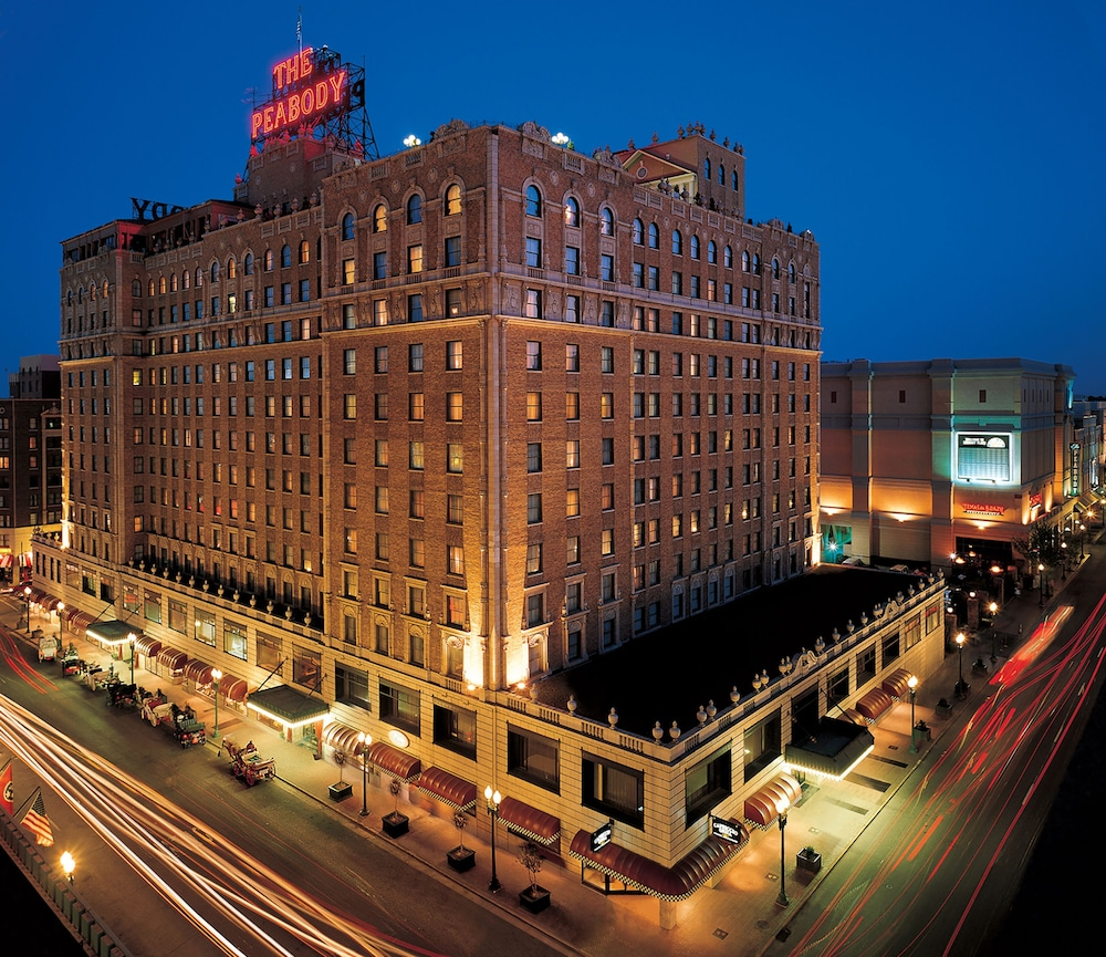 The Peabody Memphis, Memphis