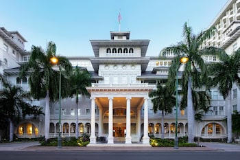 Picture of Moana Surfrider, A Westin Resort & Spa, Waikiki Beach in Honolulu