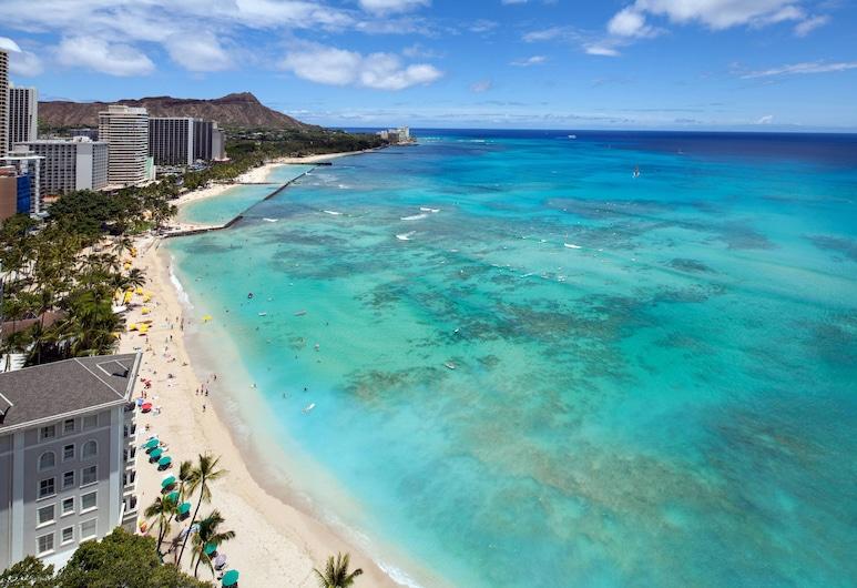 Moana Surfrider, A Westin Resort & Spa, Waikiki Beach, Honolulu, Vierashuone