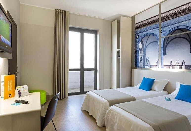 B&B Hotel Firenze Nuovo Palazzo di Giustizia, Florence, Double Room, Accessible, Non Smoking, Guest Room