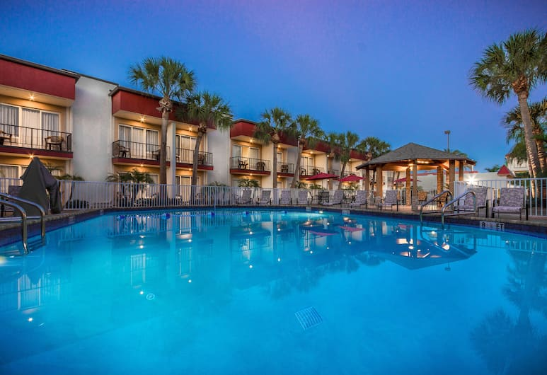 La Quinta Inn by Wyndham Clearwater Central, Clearwater, Piscina