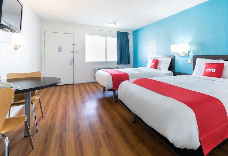OYO Hotel DeRidder Hwy 171 North, DeRidder, Zimmer, 2Queen-Betten, Zimmer
