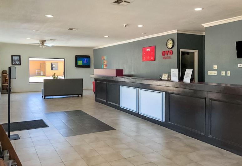 OYO Hotel DeRidder Hwy 171 North, Derideris, Vestibiulis