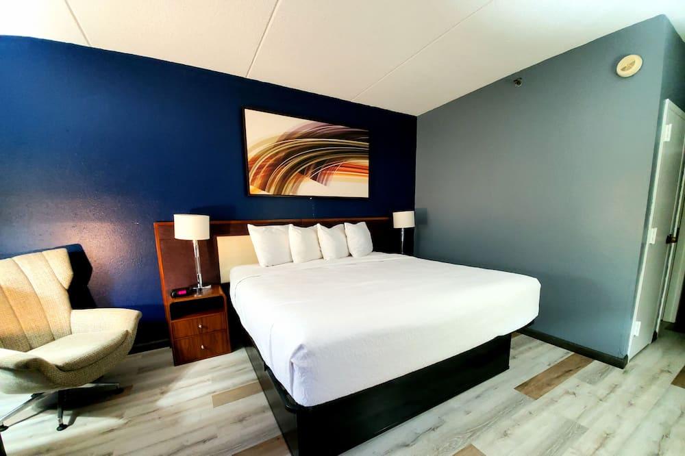 標準客房, 1 張特大雙人床 - 客房