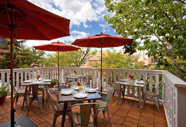 Hotel Chimayo de Santa Fe, Santa Fe, Opciones de restauración (exterior)