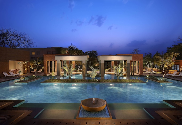 ITC Mughal, A Luxury Collection Resort & Spa, Agra , Agra, Zaplecze sportowe