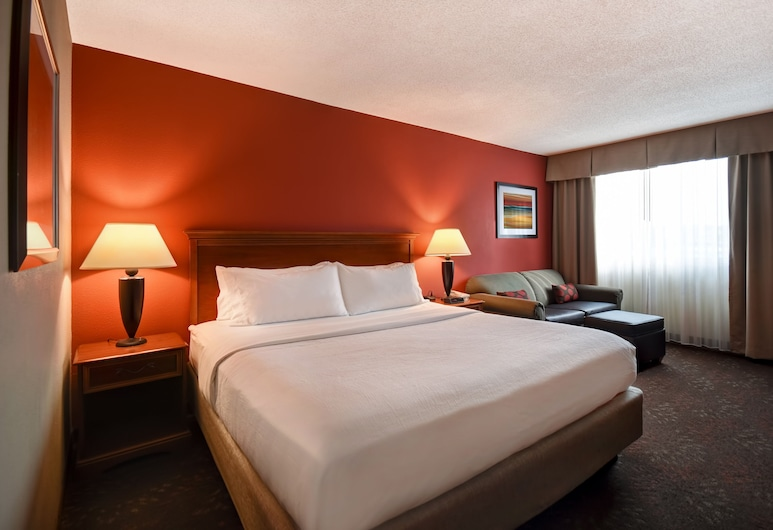 Holiday Inn Cincinnati-Riverfront, Covington, Room, 1 King Bed, Non Smoking, Guest Room