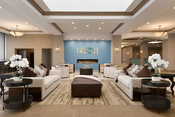 Mynd af Delta Hotels by Marriott Detroit Metro Airport í Romulus
