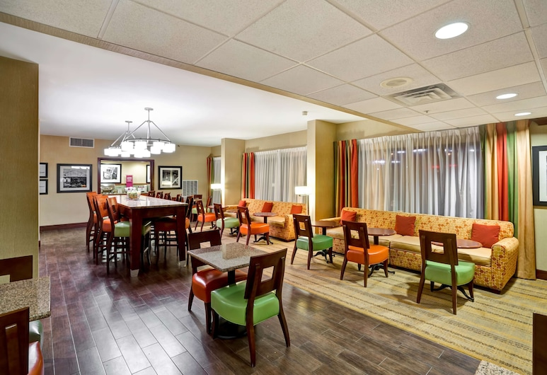 Hampton Inn Morgantown, Morgantown, Vestíbulo