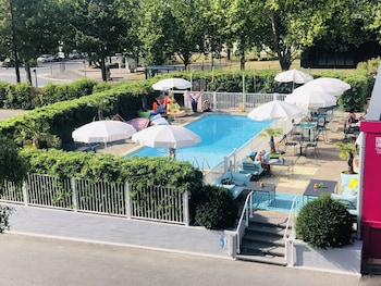 瑞姆茲蘭斯博覽會公園美居酒店的圖片