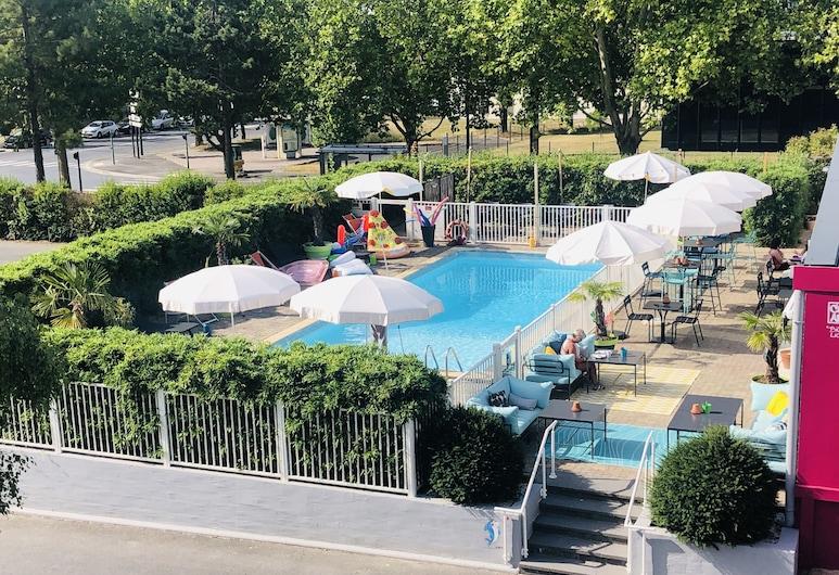 Mercure Reims Parc des Expositions, Reims, Terraza o patio