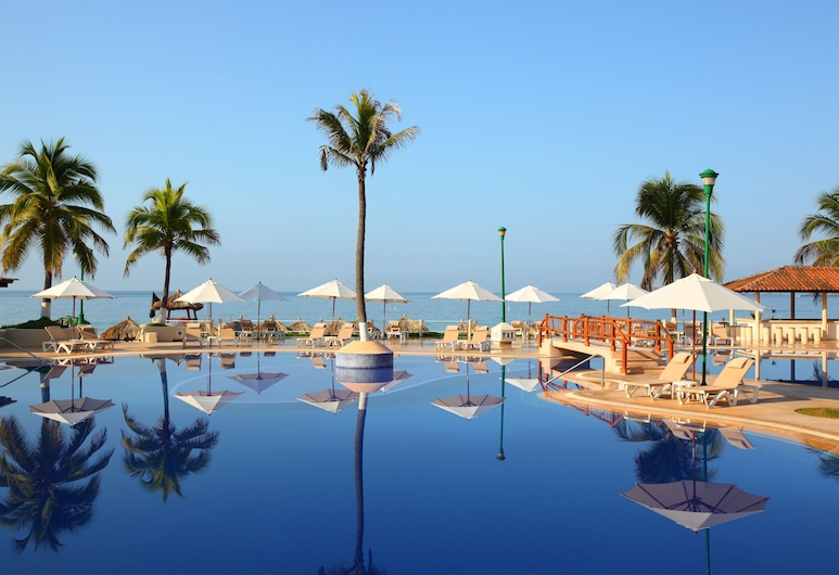Krystal Ixtapa, Ixtapa, Venkovní bazén