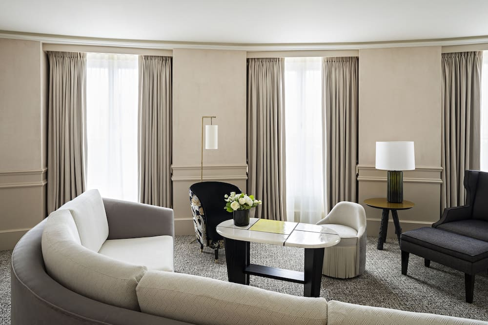 Apartament typu Suite, Łóżko king, Widok (Opera, New Design) - Pokój