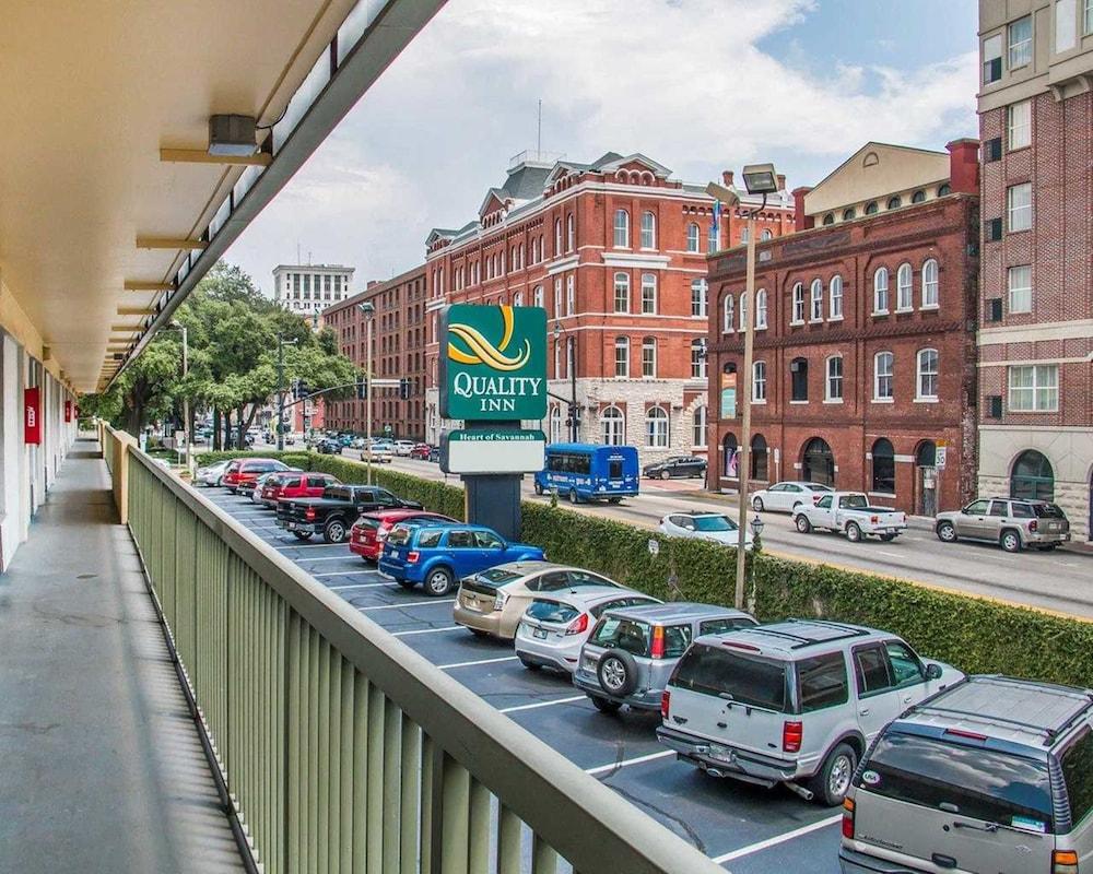 Quality Inn Savannah Historic District, Savannah