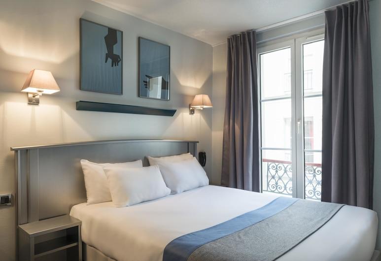 Hôtel Basss, Paris, Dobbeltrom for 1 person, Gjesterom