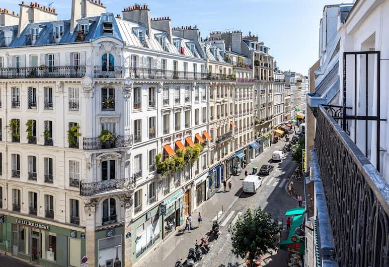 Hôtel Basss, Paris, Room L - Large Double / Twin, Guest Room View