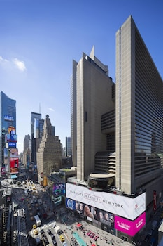Picture of New York Marriott Marquis in New York