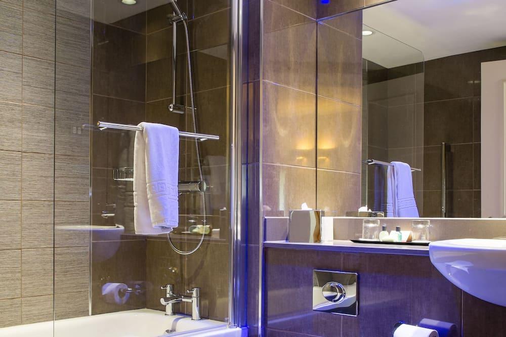 Standard - kahden hengen huone - Kylpyhuone