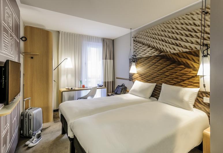 ibis London Greenwich, London, Twin Room, 1 Single Bed (Sweet Room), Guest Room